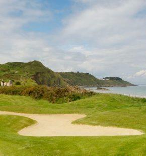 Top 100 des parcours de golf Pléneuf Val André 32ème du Top100 Golfworld
