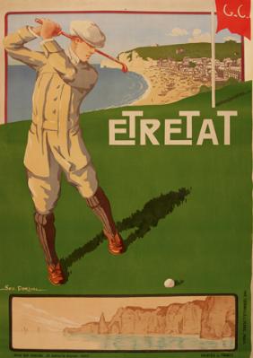 Top 6 golfs de la Côte en Normandie