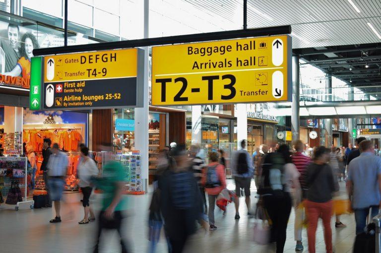 Prise en charge dès l'aéroport