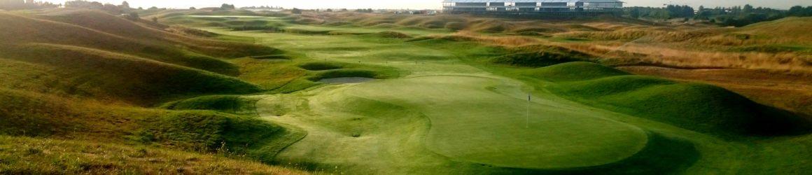 Le Golf National France , Hole N°9