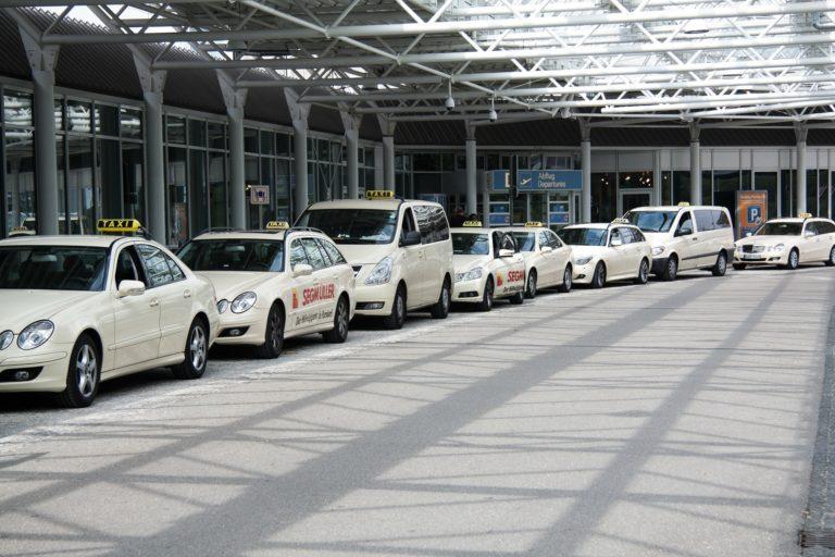 Book a taxi