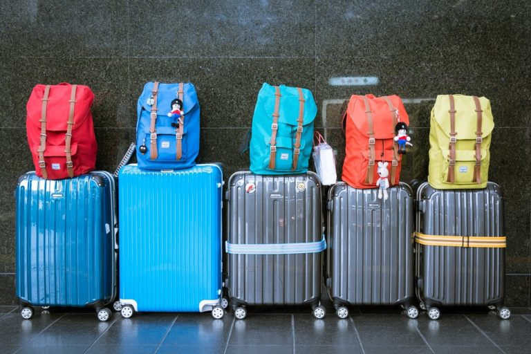 Manage your bagages